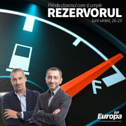 Intră pe Drum cu Prioritate cu Radu Constantinescu şi Sorin  Dragomir şi prinde CLAXONUL CARE-ŢI UMPLE REZERVORUL