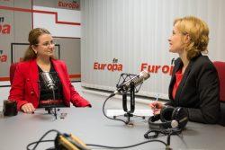 Consilierul prezidențial pentru Educație și Cercetare, Ligia Deca, la Interviurile Europa FM – VIDEO