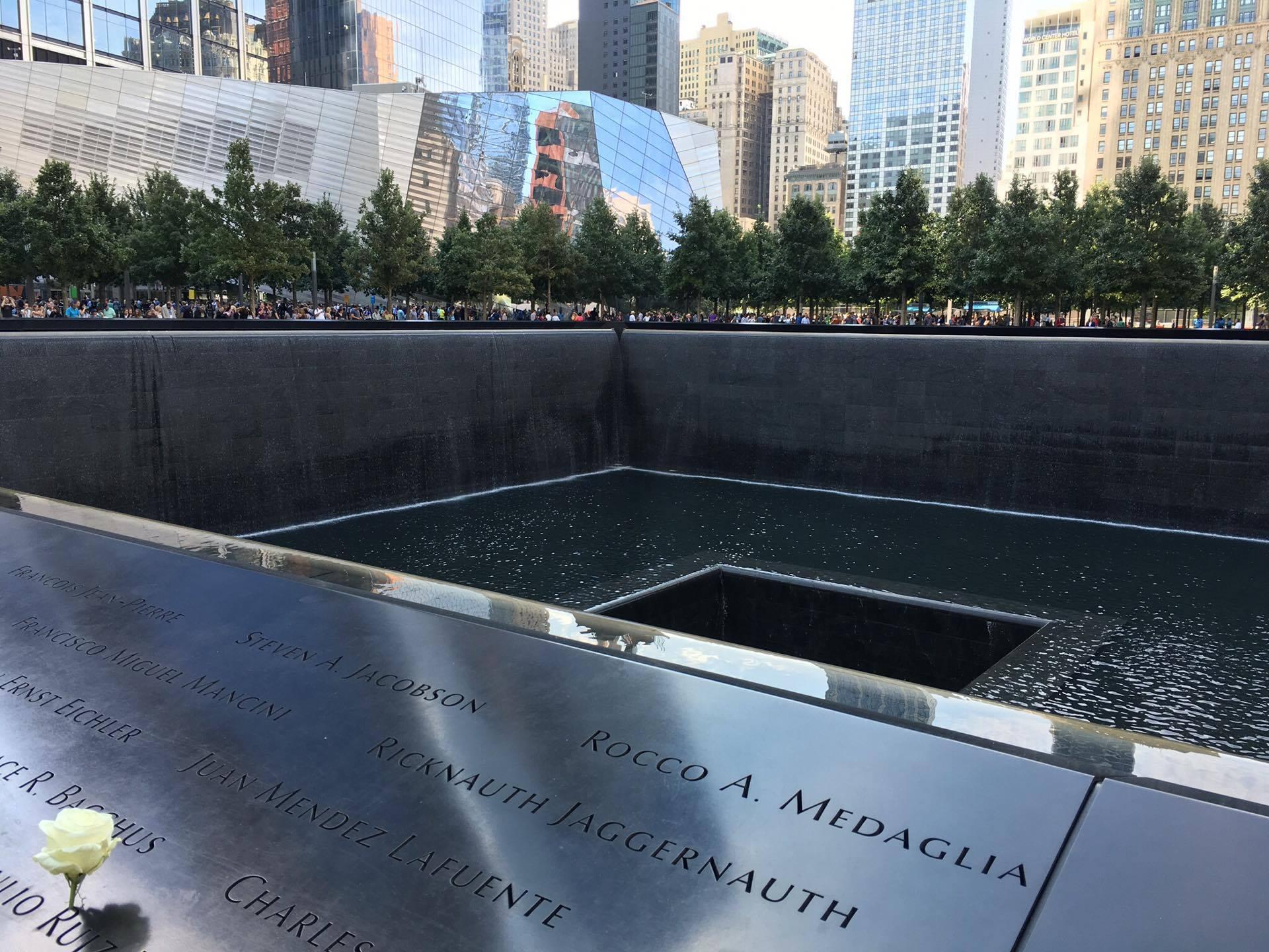 World Trade Center Flugzeug