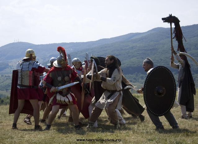 lupte-daci-si-romani