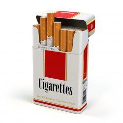 Contrabanda cu ţigări, în scădere