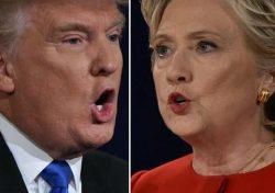 Ultimul duel televizat Clinton – Trump