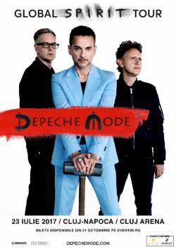 Mai multe bilete pentru concertul Depeche Mode