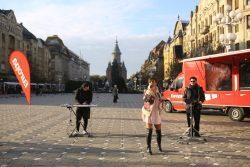 Cum a fost azi cu Nicoleta Nucă în Deșteptarea, în centrul orașului Timișoara – GALERIE FOTO
