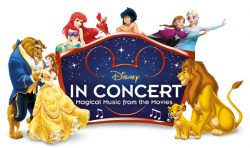 Mergi cu Europa FM la spectacolul Disney – Magical Music from the Movies