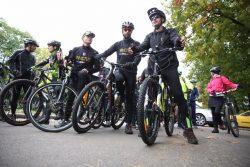 Mihnea Motoc, pe bicicletă 56 kilometri