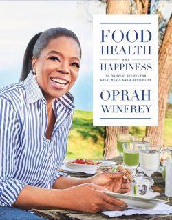 Oprah Winfrey lansează o carte de bucate