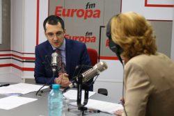 Ministrul Sănătății, Vlad Voiculescu, la Interviurile Europa FM – VIDEO
