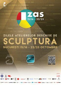 În acest weekend, 17 artişti participă la Zilele Atelierelor Deschise de Sculptură (ZAS)