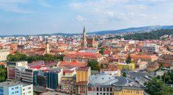 Joi dăm Deşteptarea din Piaţa Unirii din Cluj Napoca