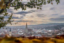 Imagini fascinante din Cluj-Napoca – GALERIE FOTO