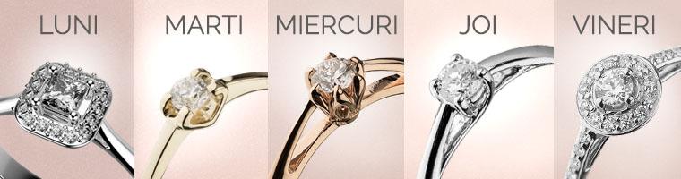 Coriolan premiază cele mai inspirate cereri în căsătorie! Câștigă un inel cu diamant pe zi