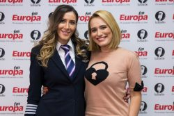 La Radio cu Andreea Esca și pilotul comandant Andreea Lițescu – VIDEO