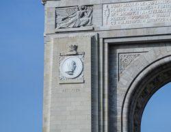 Cum arată Arcul de Triumf din București după ce a fost redeschis – GALERIE FOTO