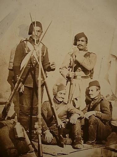 carol-popp-de-szathmari-crimeea-infanteria-turca-1854