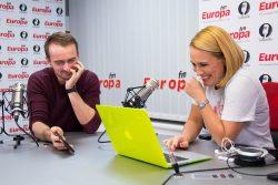 Mikey Hash La Radio cu Andreea Esca  – VIDEO