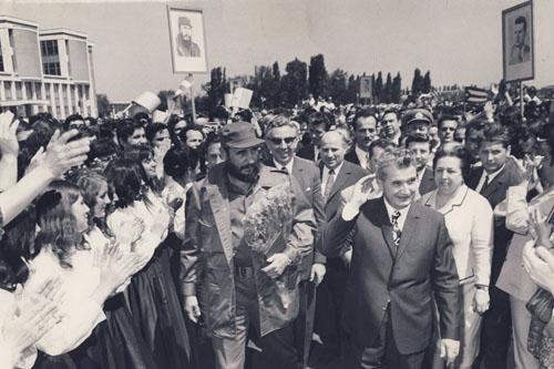 fidel-castro-si-ceausescu