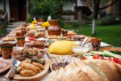 Scurt inventar al bucătăriilor care au ajuns în spațiul carpato-danubiano-pontic