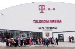 Cum arată Telekom Arena, patinoarul lui Ion Țiriac inaugurat miercuri – GALERIE FOTO