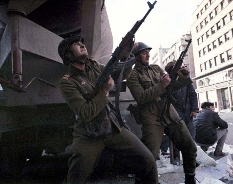 Revolutia Romania din 1989 9 rarehistoricalphotos.com