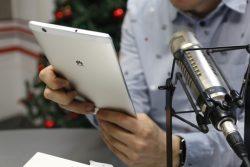 EXPERIMENT: O săptămână fără laptop sau telefon, doar cu un Huawei MediaPad M3 – Bateria (P)