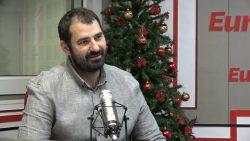 Ce pune Adrian Hădean pe masa de Crăciun – VIDEO