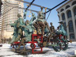 Primăria Capitalei va plăti 6 milioane de lei pentru realizarea statuii prințului Rainier III de Monaco – AUDIO