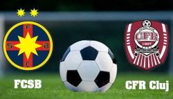 Steaua și CFR Cluj au câștigat meciuri amicale