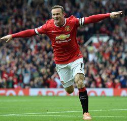 Rooney este așteptat în China cu 48 de milioane de euro pe sezon