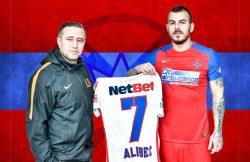 FC Steaua a oficializat transferul lui Alibec