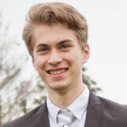 Bogdan Ionescu, tânărul student la Manchester care a pus bazele unei platforme pentru combaterea obezității infantile