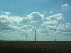Parcurile eoliene din Dobrogea au raportat producții record de energie electrică