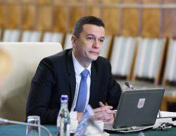 Premierul Sorin Grindeanu după ședința de Guvern prezidată de Klaus Iohannis