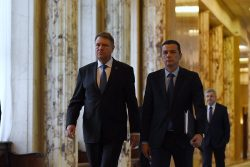 """Iohannis: """"Sunt doi elefanți în încăpere: ordonanța de grațiere și ordonanța de modificare a Codurilor Penale"""" – AUDIO"""
