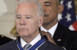 SUA: Vicepreședintele Biden, decorat cu Medalia Libertății