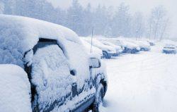 Cod galben de ninsori în 4 județe din sud-vestul și sud-estul țării