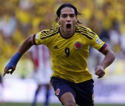 Radamel Falcao ar putea ajunge în fotbalul chinez