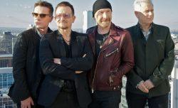 Irlandezii de la U2 se pregătesc de turneu