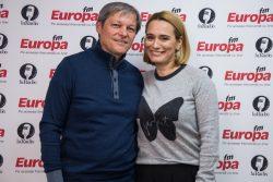 La Radio cu Andreea Esca și Dacian Cioloș – VIDEO