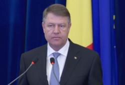 Iohannis: Ireversibilitatea luptei anticorupţie nu e garantată