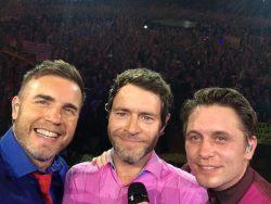 Take That va lansa un album luna viitore