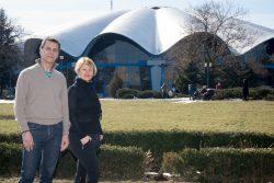 Bogdan Stanoevici și Sanda Ladoși  – noua conducere a Circului Globus București