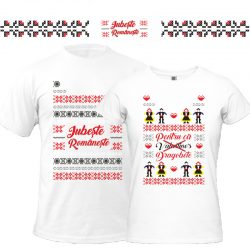 Câștigați tricouri pentru amândoi ca să arătați cum iubiți românește, de Dragobete