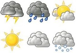 Informare de ninsori și viscol la munte, respectiv de vânt, polei și ploi moderate în majoritatea regiunilor