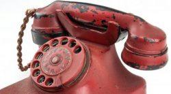 Telefonul lui Adolf Hitler, vândut la licitație