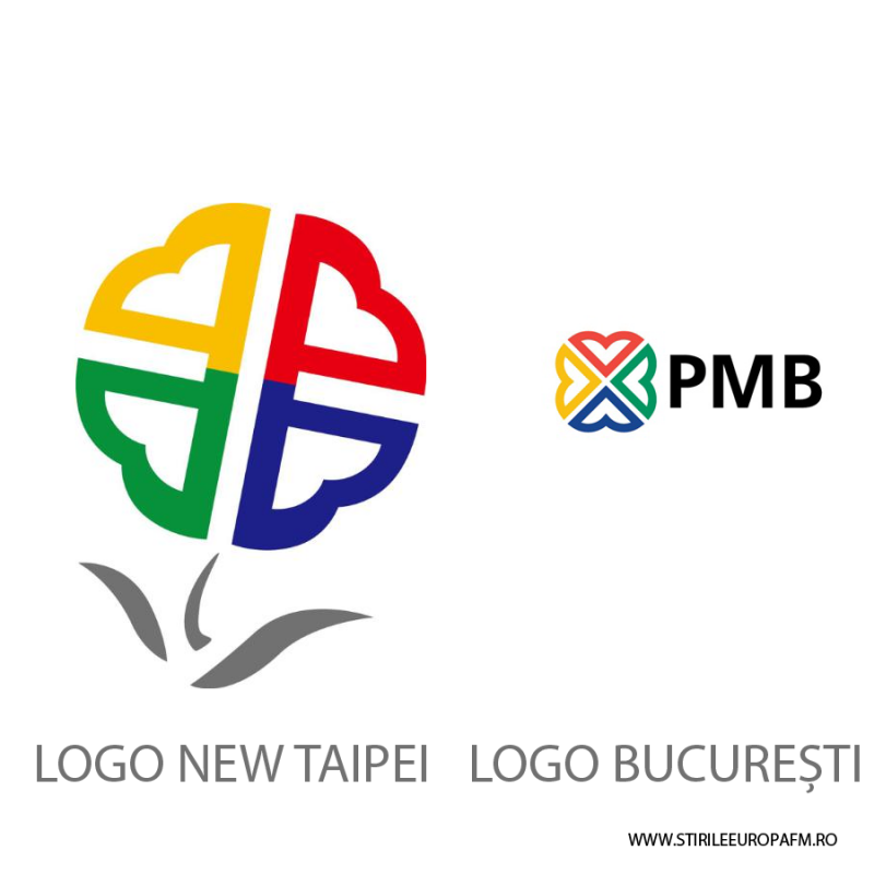 noul logo propus pentru bucurești copie dup� new taipei