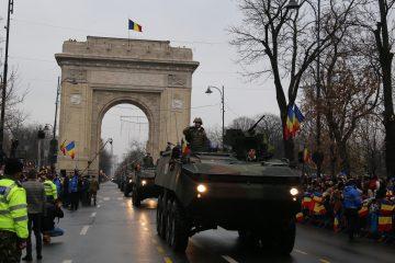 Restricții anunțate în București pentru Parada Militară de 1
