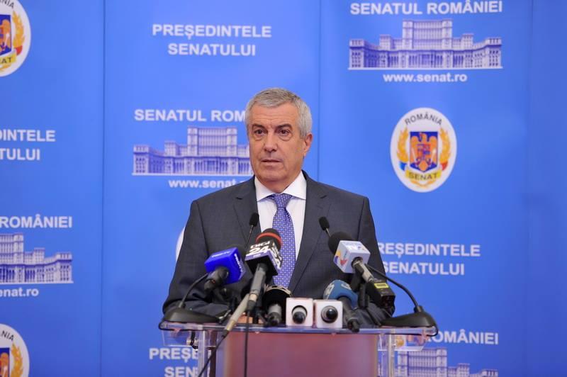 Megvédte Tăriceanu mentelmi jogát a szenátus