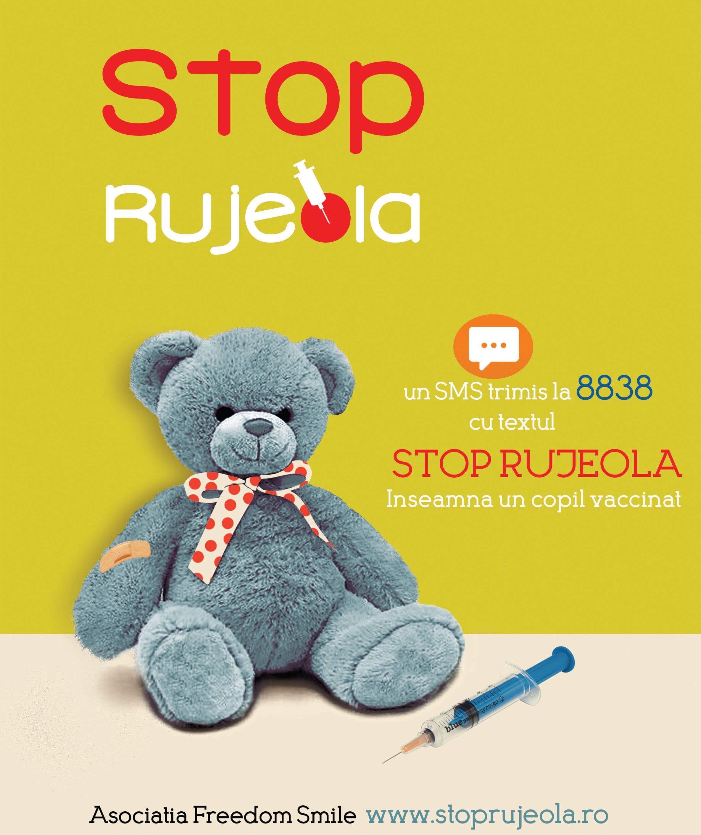 Stop Rujeola România Se Confruntă Cu Cea Mai Mare Epidemie De