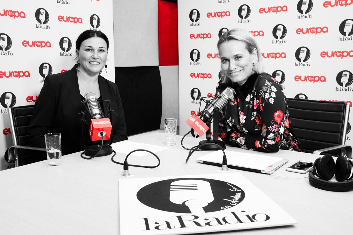 La Radio Cu Andreea Esca şi Mădălina Stoica Blanchard Creatoarea